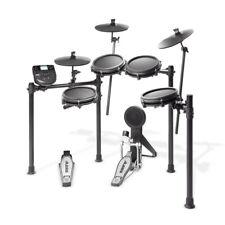 Alesis 5070052089 Nitro Mesh Kit Drums Batteria Elettronica con Pelli Mesh Nera