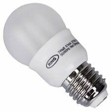 7w Es / E27 Long Life Energy Saving Mini Cfl Globe Bulb [Energy Class A]