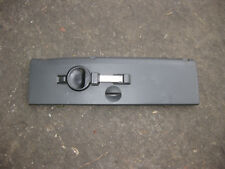 Lancia Y 840 : Notschlüssel für Schiebedach