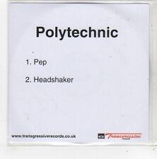 (FN641) Polytechnic, Pep - 2006 DJ CD