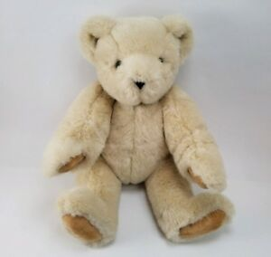 """17"""" Vermont Teddy Bear Plush Jointed Classic Limited Edition Vintage"""