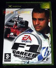F1 CAREER CHALLENGE Xbox Versione Ufficiale Italiana ○○○○○ NUOVO SIGILLATO