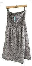 BNWT BLACK / WHITE SUMMERY DRESS - UK Size 16 / 18