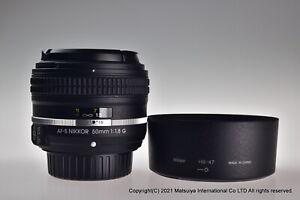 ** MINT ** NIKON AF-S NIKKOR 50mm f/1.8G Special Edition Lens SWM Aspherical