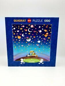 1000 Pieces Square Puzzle - Mordillo Firmament - No. 29800 - Heye - Rarity