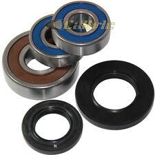 Rear Wheel Ball Bearings Seals Kit for Suzuki GSF1200S Bandit 1200S 1997-2005