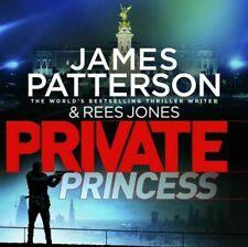 Private Princess Unabridged 8 CDs Patterson James