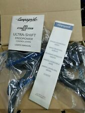 Campagnolo Super Record Ergopower Ultra Shift  Gear Shifters 11 speed Brand New