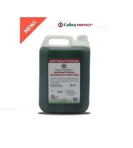 Cobra GermSlayer Automotive Car Antibacterial Cleaner Sanitiser Car Cleaner 5L