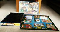 The Simpsons Cluedo Complete Waddingtons Family Board Game