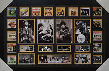 THE BEATLES SIGNED MEMORABILIA FRAMED LIMITED EDITION #D
