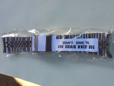 STAINLESS STEEL JUBILEE BRACELET 22MM  LARGE  FOLDED TYPE