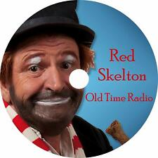 Red Skelton Old Time Radio Show OTR 309 Episodes on 1 MP3 DVD Free Shipping