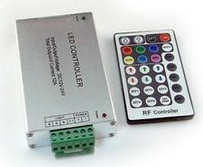 5050 3528 RGB 12V DC LED STRIP LIGHT 28 KEY RF Remote Controller 24A