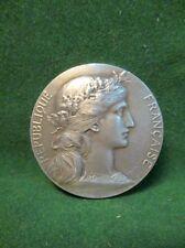 Médaille en argent :  Ravitaillement des armées,Guerre 1914-1915-1916-1917-1918