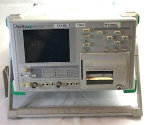 Anritsu MP1520B PDH Analyzer 2/ 8/ 34/ 139 Mb/s FULLY TESTED TG40