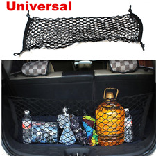 Black Universal Car Trunk Cargo Net Mesh Storage Organizer Pocket 90cm*30cm