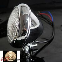Universal  Motorcycle Headlight Retro Lamp For Harley Honda Kawasaki Suzuki Hot