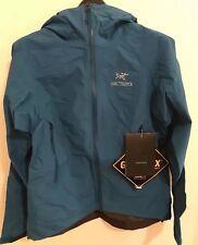 NWTs Arc'teryx Women's Beta SL Jacket. Gore-Tex. Small. PacLite. Calypso ($299).