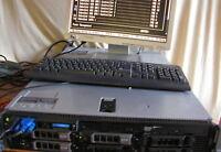 Dell Poweredge R710 Single 4 Core 2.67Ghz E5640 3x750Gb SATAHDD 12GBRAM