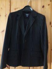 MEXX  Blazer Jacke Gr. 34 / XS  neuwertig schwarz BUSINESS