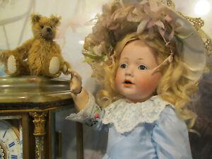 "Adorable ""HILDA "" TODDLER  DOLL ~ Mold 237 ~ She 16 in. Tall. J.D Kestner !"