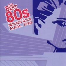 VARIOUS ARTISTS - BEST 80S MODERN ROCK ALBUM NEW CD