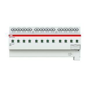 ABB Schalt Aktor SA/S12.16.5.2 12 fach, 16 A, C-Last,  KNX, Neu OVP