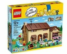 LEGO The Simpsons Complete Sets & Packs