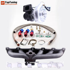 T3/T4 Turbo Manifold Oil line Kit for Nissan Patrol Safari GR GQ 4.2L TD42 TB42