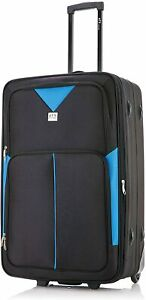 """Large 29"""" Ultra Lightweight 2Wheel Travel Trolley Hold Check-in Luggage Suitcase"""
