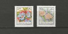 Liban 1973 poste aérienne Y&T N°558 à 559 2 timbres non oblitérés /T4428