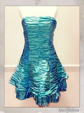 SONIC LONDON Blue Cinderella Princess Classic Prom Party Special Dress👗UK 8✨36