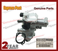 Nissan EGR Valve PATHFINDER R51 NAVARA D40 V9X 2011 on GENUINE WITH GASKET