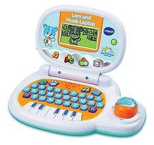 VTech Lerncomputer Musikcomputer Kinder Lern und Musik Laptop Spielzeug NEU