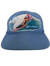 SWEET SUP Stand Up Paddle surf tavola da surf blu Camionista Rete Cappello