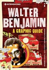 Introducing Walter Benjamin: A Graphic Guide by Klimowski, Andrzej, Coles, Alex,