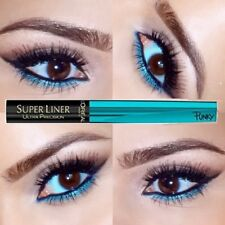 L'Oreal Punky Superliner Ultra Precision Eyeliner 15 Turquoise New