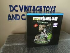 The Walking Dead: The Complete Fourth Season (Blu-ray Disc, 2014, 5-Disc Set,...