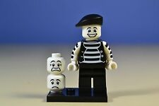 LEGO MINIFIGURES SERIES 2 8684 - Mime (Actor)