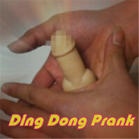 Ding Dong Prank Funny Gadgets Street Stage Close Up Magic Tricks Magician Props