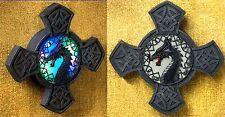 Mythologic Gothic Dragon Wall Art * Dragoncrest Light-Up Wall Decoration * Nib