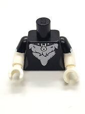 LEGO-MINIFIGURES X 1 TORSO FOR THE Cat Costume Girl FROM SERIES 18 PARTS