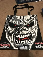 IRON MAIDEN TROOPER BEER VIP TOTE BAG EXTREMELY RARE ONLY AVAILABLE VIP EDDIE