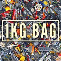 LEGO Technic 1kg Mixed Parts Pieces Wheels Accessories ⭐️ Bundle Job Lot Set ⭐️