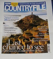 BBC COUNTRYFILE MARCH 2009 - LAST CHANCE TO SEE/WHY WE LOVE MAD MARCH HARES