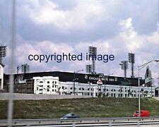 Comiskey Park 1964 taken from Dan Ryan Standard Gas Color 8x10 PP
