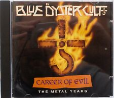 Blue Oyster Cult - Career Of Evil: The Metal Years (CD 1990)