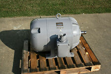50hp General Electric motor 3560rpm 444S frame 220/440 volt *See Video*