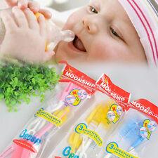 50pcs/set Sponge Nylon Milk Bottle &Nipple &Straw Brush Baby Supplied Cleaning